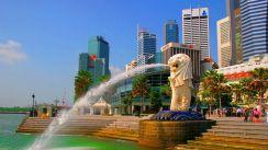 Нова година в Сингапур и о-в Бинтан