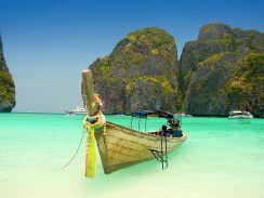 Нова Година в Тайланд - Банкок и остров Пукет